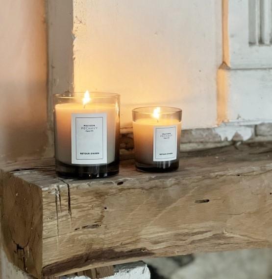Bougies et parfums d'intérieur signés Maison Pechavy